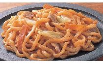 焼きうどん〈味の素〉 5食