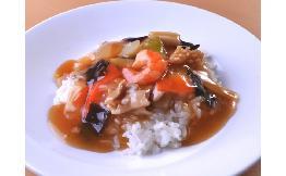 日東ベスト 中華丼の具(醤油味) 1食