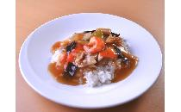 中華丼の具(醤油味)〈日東ベスト〉 1食