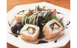スモークサーモンロール寿司 15個