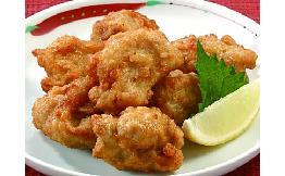 鶏もも唐揚げ 中国産〈ニチレイ〉 1kg