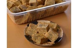 わらび餅(黒糖) 1kg