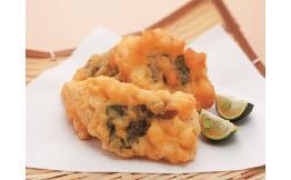 鶏天ぷら(梅しそ)25枚