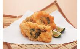 鶏天ぷら(梅しそ) 25枚