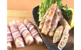 【ケース】たけのこチーズ豚バラ巻き 20本