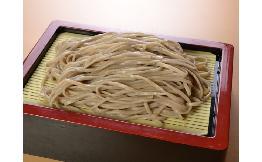 麺始め 冷凍平打ちそば 200g×5玉