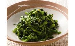 京のおばんざい 菜の花からし和え 500g ノムラフーズ