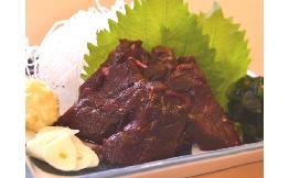鯨赤身肉(刺身用)100g