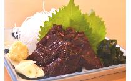 鯨赤身肉(刺身用) 100g