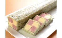 魚介ムースつつみのチーズ市松 1本