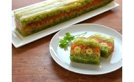 夏野菜のアスピック(ゼリー寄せ) 1本
