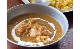 インドカリー(骨付きチキンカレー)1食