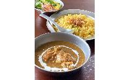 インドカリー(骨付きチキンカレー) 1食