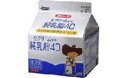 スジャータ 純乳脂40 200ml