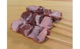 【国産】豚ハラミ串 12本