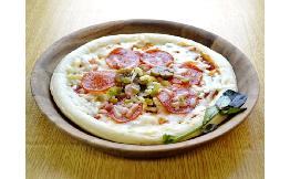 ナポリ風ミックスピザ〈デルソーレ〉 1枚