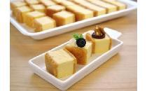 チーズケーキ・スクエア(クッキーサンド) 35個