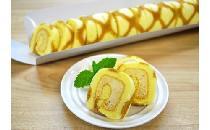 ロールケーキ(カット) ビターキャラメル 1本