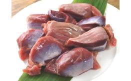 【国産】鶏砂肝カット 200g