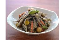 根菜と豆の8品目黒胡麻サラダ 500g