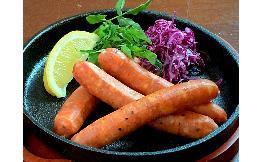 【岩手県産】 粗挽き豚チョリソーウインナー 4本
