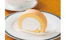 クリームを楽しむスフレロールケーキ(プレーン) 5個