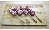 豚バラ大葉串 20本