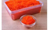 とびっこ(オレンジ)500g