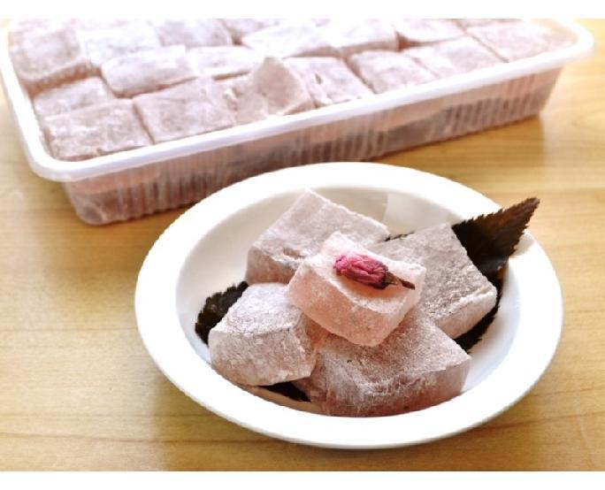 わらび餅(さくら) 900g