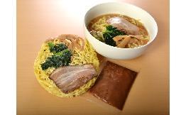 具付麺 豚骨醤油ラーメンセット 1食