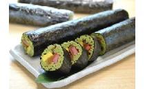そば寿司(茶そば) 5本