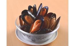 殻付きムール貝(ボイル)チリ産 500g