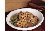 レンコンとごぼうの甘辛煮 1kg