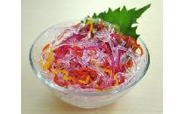 海藻めん(海の宝石5色ミックス) 1kg