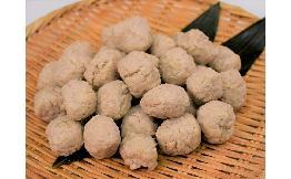 みつせ鶏旨搾りだんご 角切り生姜入り 1kg