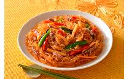 はるさめ炒め(韓国チャプチェ風) 2食