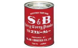 S&B 純カレー 400g