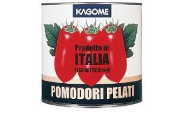 カゴメ トマトホール缶(イタリア産) 1号缶