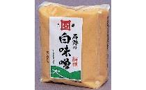 石野 京都白味噌 1kg