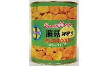 マッシュルームスライス 2号缶