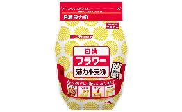 日清 小麦粉フラワー(薄力粉) 1kg