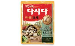 韓国だしの素 プレミアム貝ダシダ 300g