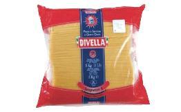 乾麺スパゲティーニ 1.55㎜(No.9)〈ディヴェッラ〉 5kg