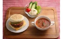 【ボール】食べる野菜スープ(トマト) 5食