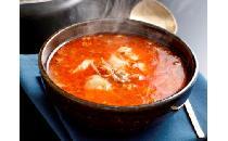 ユッケジャンスープ(トック入り) 2食