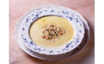 カゴメ 大麦小麦のコーンスープ 500g