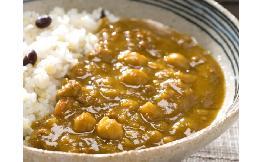 鶏ひき肉と豆の薬膳カレー(大袋) 1kg