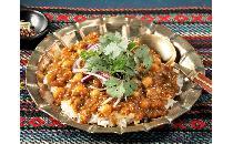 ひよこ豆のカレー(大豆ミート) 5食