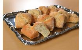 ライ麦パン(全粒粉入り) 10個
