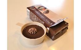 守山 チョコレートプリン 500ml